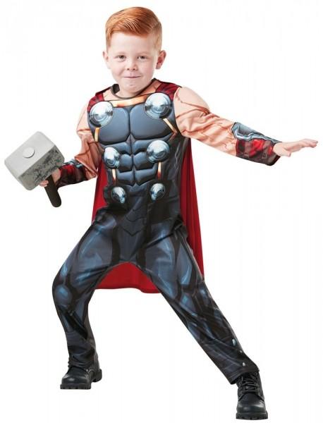 Avengers Monteer Thor Kinderkostuum Deluxe