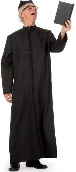 Disfraz de Pastor Johannes predicador