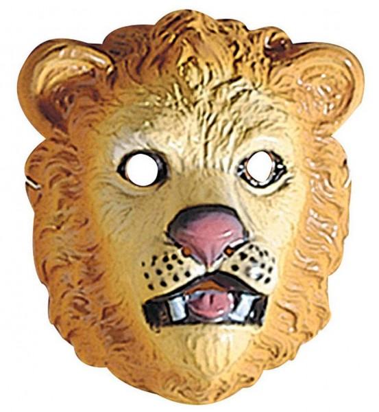 Kinder Löwen Maske