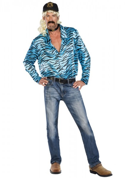 Exotic Tiger Joe costume for men