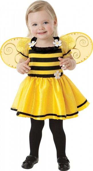 Buzzy Bee Children's Costume 2-piece