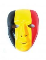 Fußball Maske Belgien