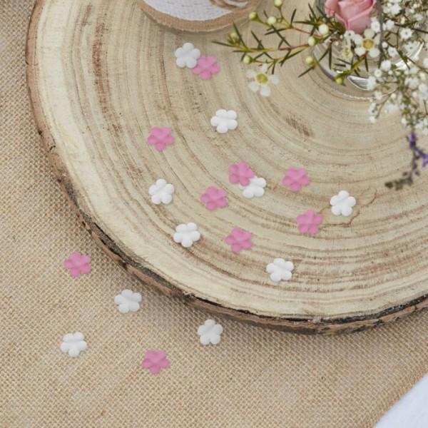 Landliebe Hochzeit Blüten Streudeko