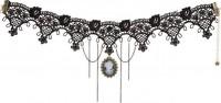 Barockes Gothic Spitzen Halsband