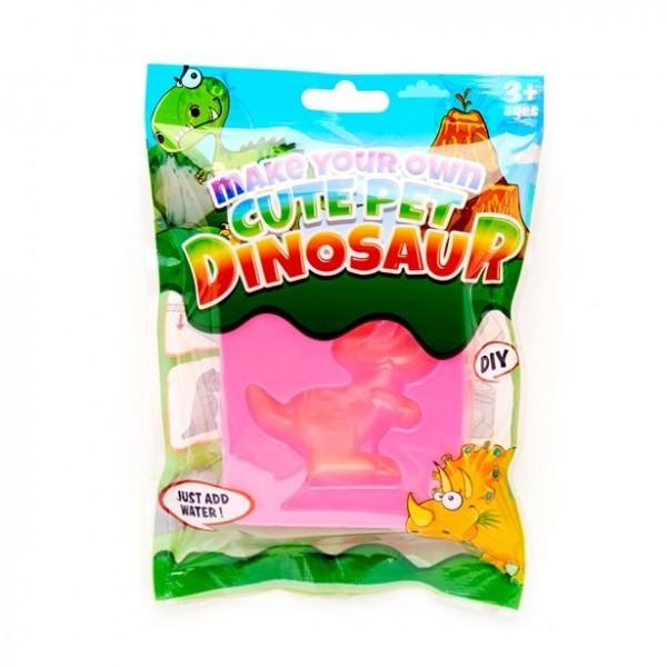 Mach deinen eigenen Dinosaurier Knete DIY-Set