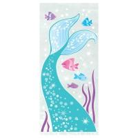 20 Zauberhafte Meerjungfrau Sirena Geschenktüten 13 x 28cm