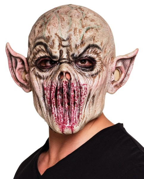 Redeverbot Zombie Maske