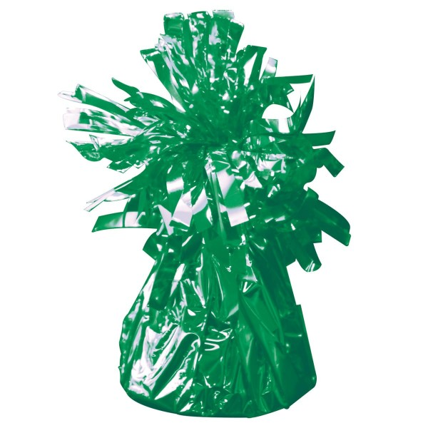 Fringed cone balloon weight grass green