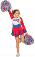 Cheerleader Kinderkostüm Elsa