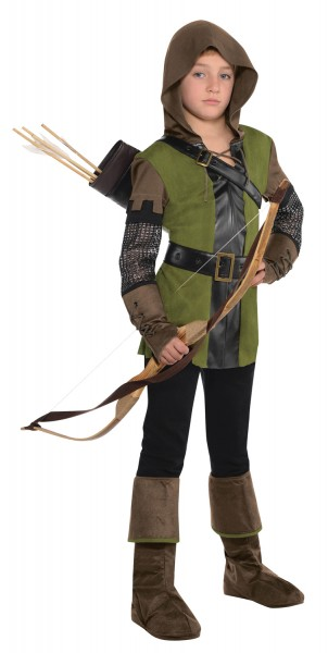 Deluxe Prince of Thieves Children's Costume