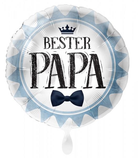 XXL Folienballon Bester Papa 71cm