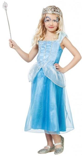 Eiszauber Prinzessinnen Kleid