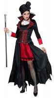 Lady Evina Vampir Kostüm für Damen