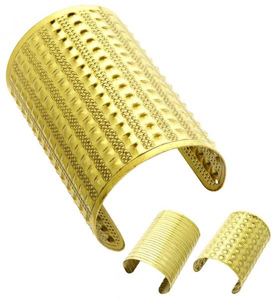 Antiker Armreif Gold