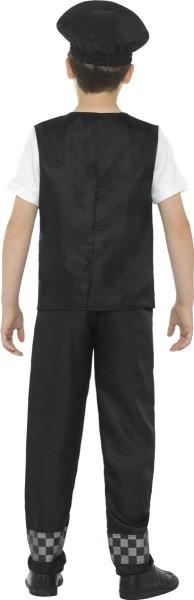 Poliziotto Paolo Bambino Costume