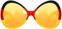 Riesenbrille Deutschlandfarben