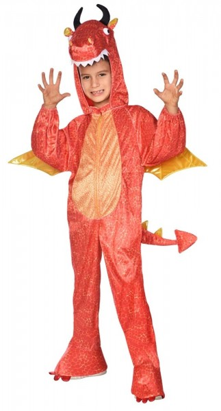 Fire Dragon Spyro Children's Costume