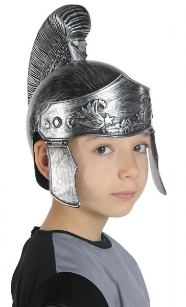 Helfender Ritter Helm Für Kinder