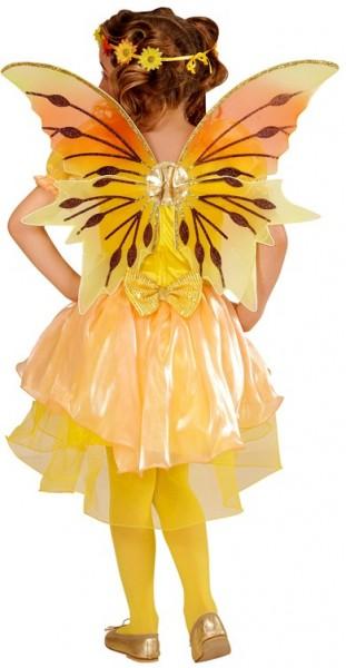 Sun fairy Solaria children's costume