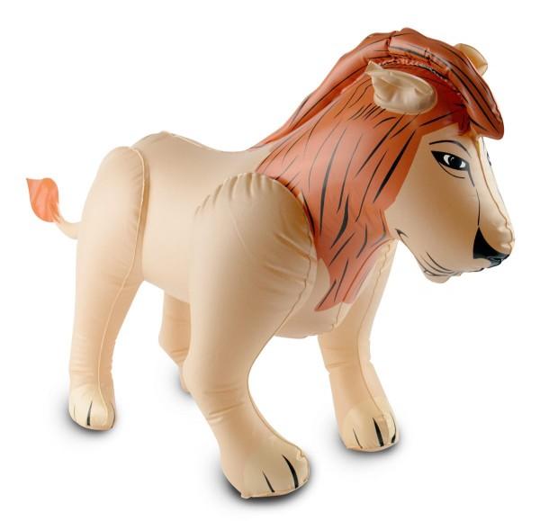 Aufblasbarer Löwe 80 x 48cm