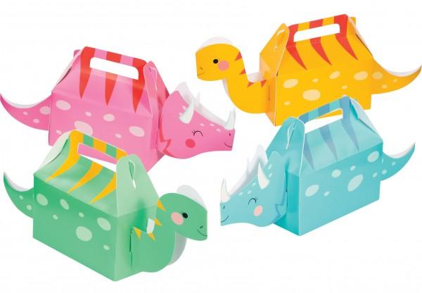 4 scatole regalo Dino Girls
