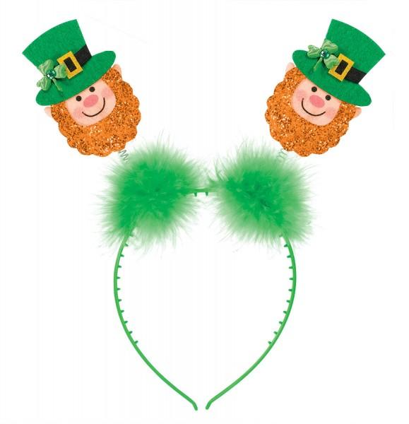 St. Patricks Day Kobold Haarreif