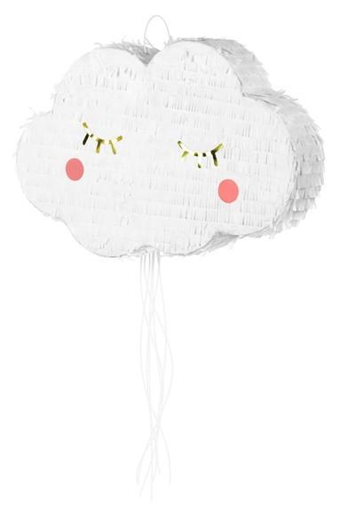 Piñata de pequeñas nubes de estrellas