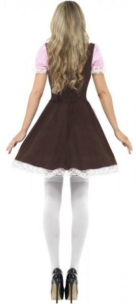 Mini Dirndl Kostüm Malina