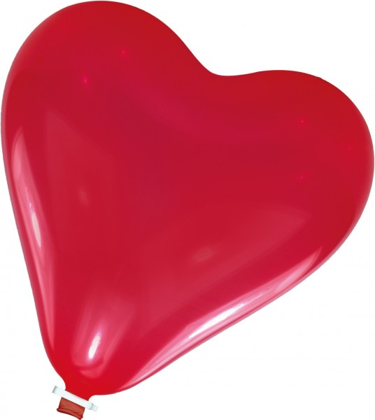 XXL Love heart balloon 60cm