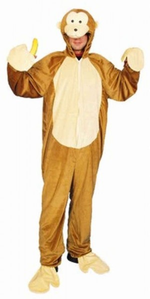 Monkey heren jumpsuit