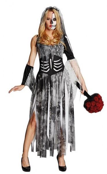 Kostium panny młodej zombie Zareldy