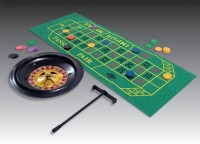 Casino Royal Roulette Set