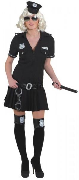 Sexy Polizeidame Kostüm