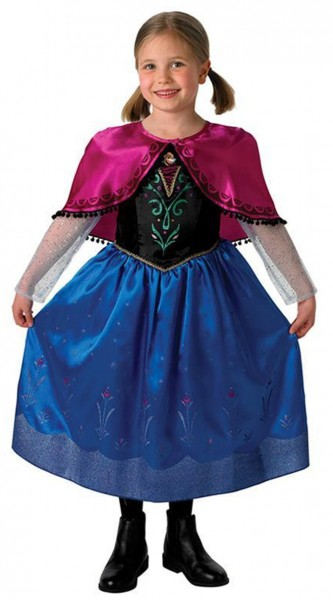 Little Princess Anna kinderkostuum