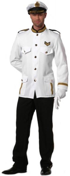 Marine Kapitän Uniform für Herren
