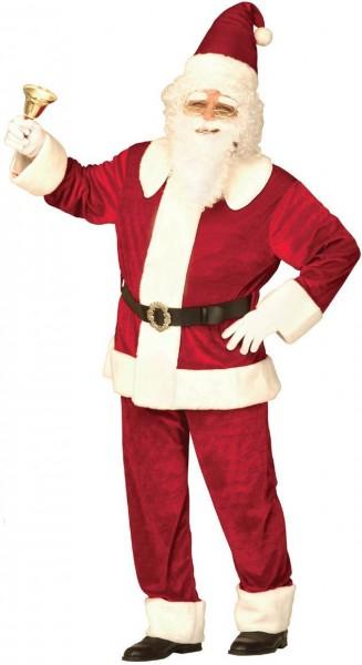 XL Santa Claus Weihnachtsmann Kostüm