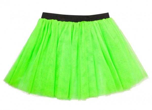 Green ladies tutu