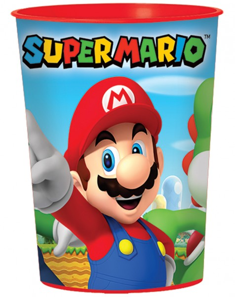 Super Mario XL mug in plastica 473ml
