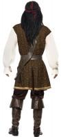 Costume de pirate aventurier pour homme