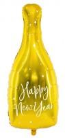 Ballon de champagne VIP Nouvel An 32 x 82 cm