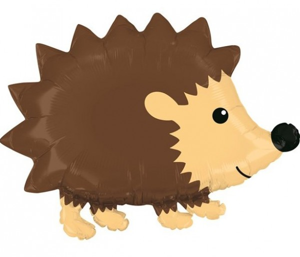 Hedgehog foil balloon 76cm