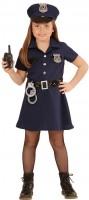 Retro US-Police Kinderkostüm Deluxe