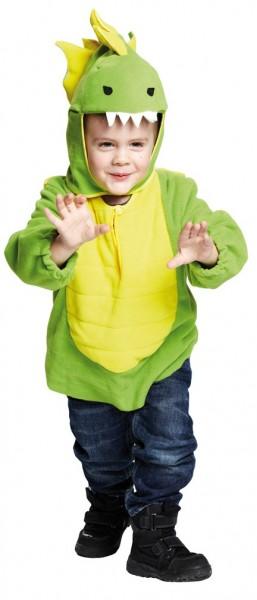 Kleiner Drache Erik Kinderkostüm