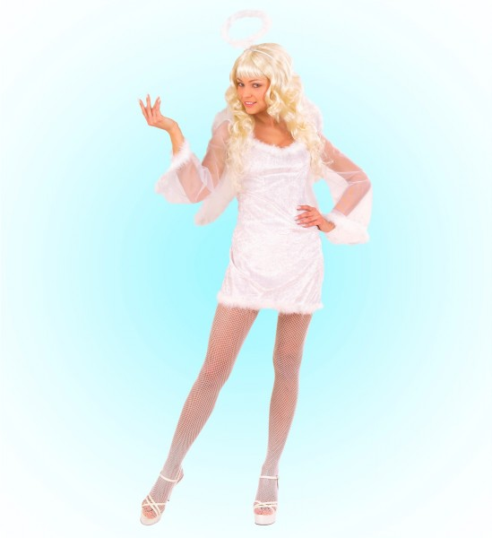 Seductive angel Liandra ladies costume