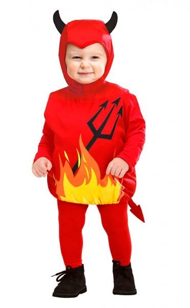 Déguisement bébé démon doux