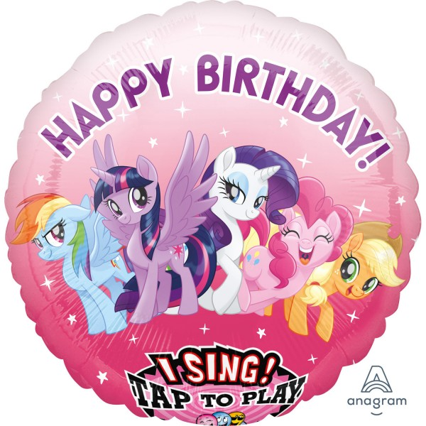 Palloncino musicale My Little Pony 71 cm