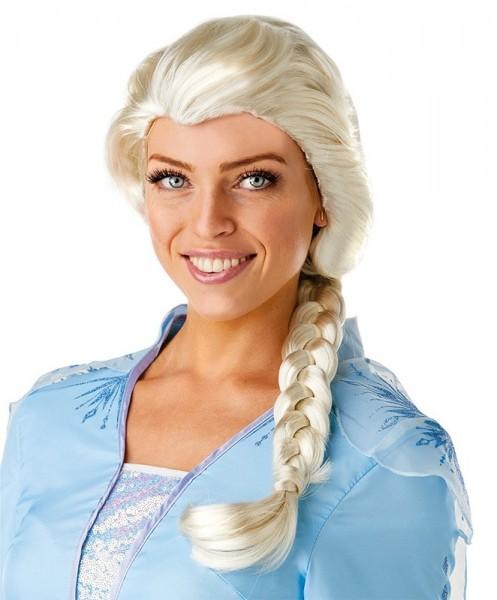 Frozen 2 Elsa Perücke für Damen