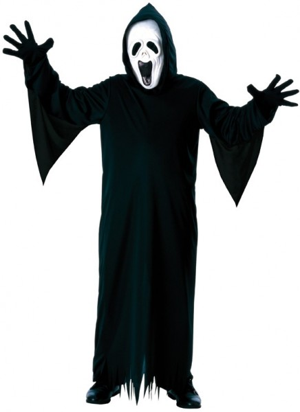 Horror ghost costume