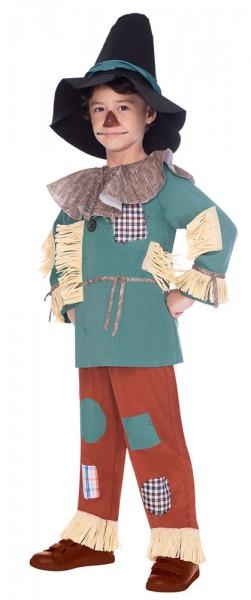 Vogelscheuche Zauberer von Oz Kinderkostüm