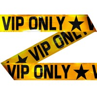 Absperrband VIP Only 15m
